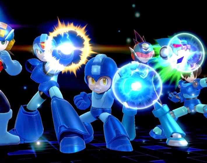 Jogo de ideias: Megaman