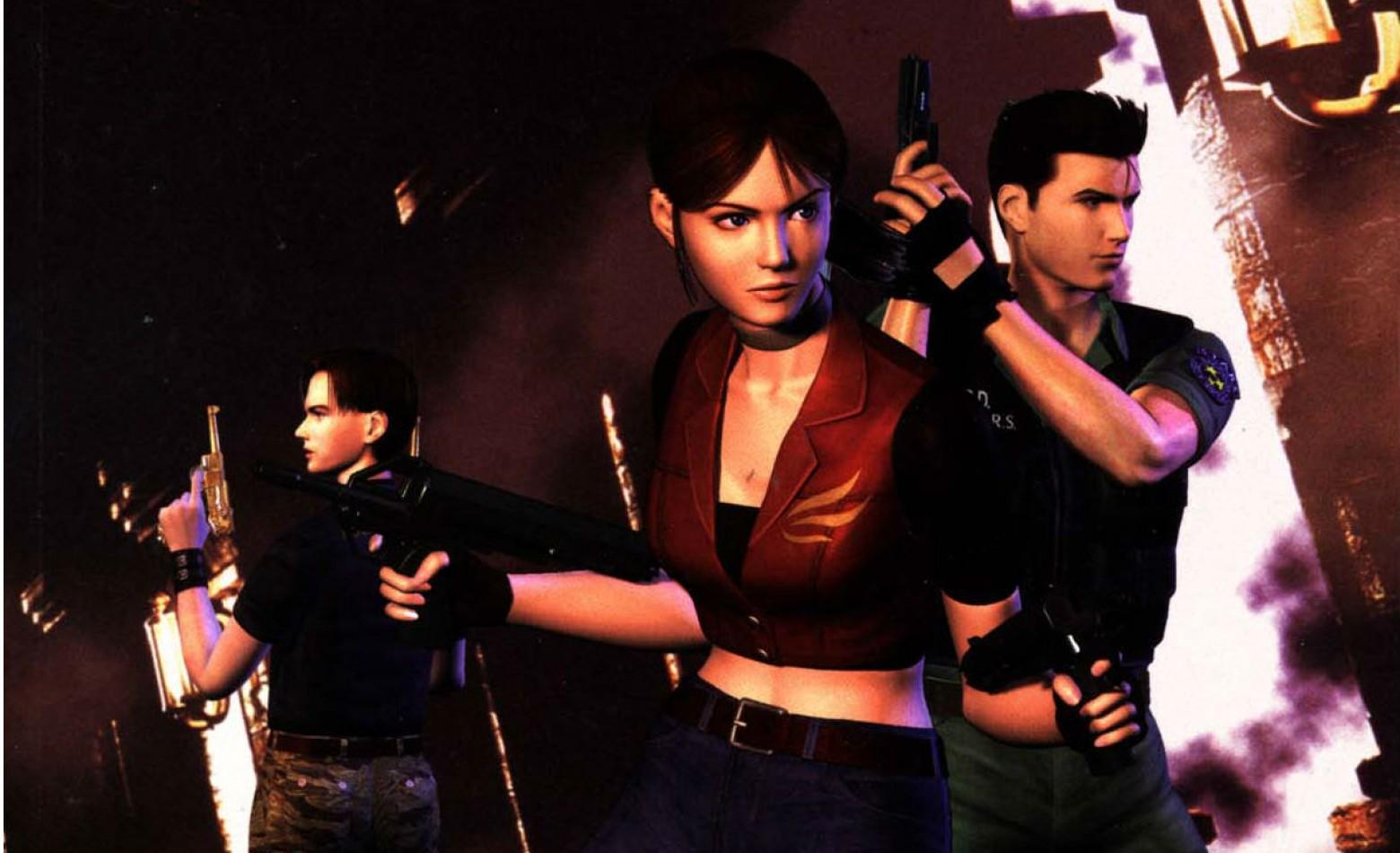 Gameplay – a nova velha versão de Resident Evil CODE: Veronica