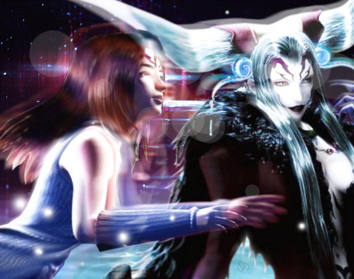 Lendas dos Jogos #1: Final Fantasy 8 – R=U ou R≠U?