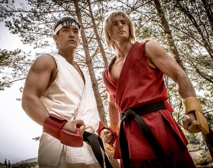 Street Fighter: Assassin's Fist – uma verdadeira adaptação live-action