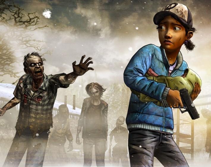 Telltale anuncia lançamento de The Walking Dead e The Wolf Among Us para a nova geração