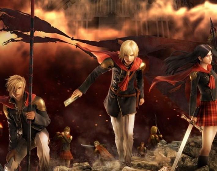 Fim do PSP possibilitou lançamento de Final Fantasy Type-0 na nova geração