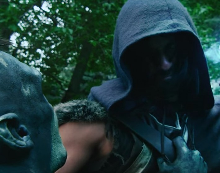Orcs e poderes místicos no trailer live-action de Middle-earth: Shadow of Mordor
