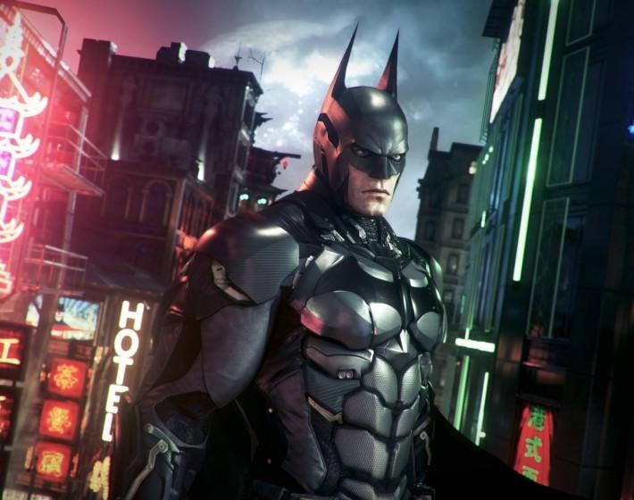 Gameplay – o fim da saga do morcego em Batman: Arkham Knight