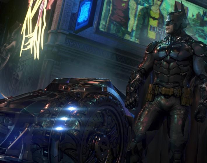 Prévia: Você será o Batman em Arkham Knight