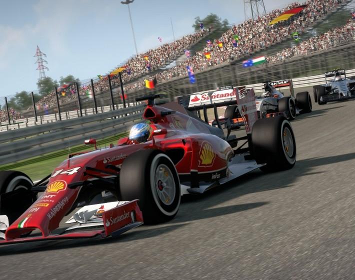 F1 2014: alta velocidade, mas com pneus gastos