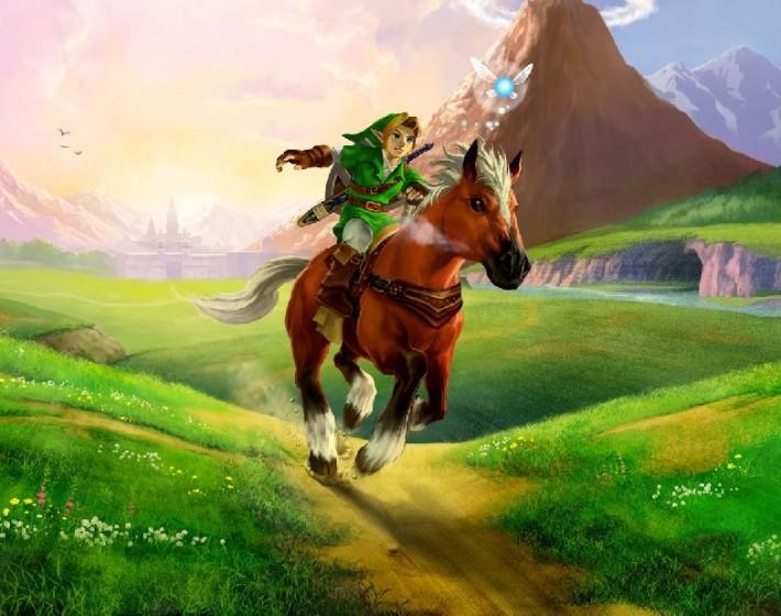 Lendas dos Jogos #3 – A Triforce (e tudo que a envolve) em Zelda: Ocarina of Time