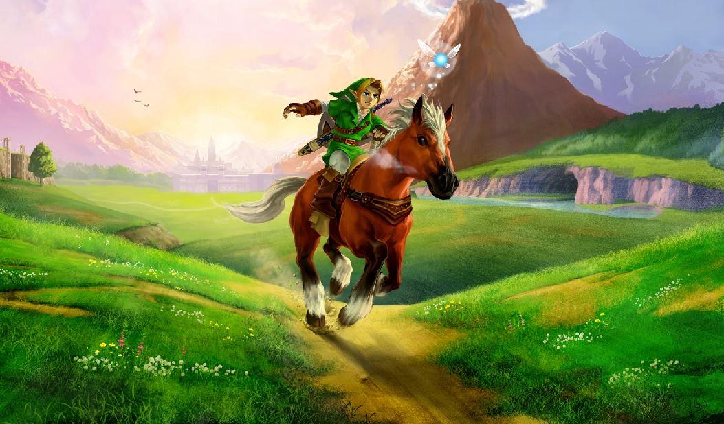 Lendas dos Jogos #3 - A Triforce (e tudo que a envolve) em Zelda: Ocarina of Time