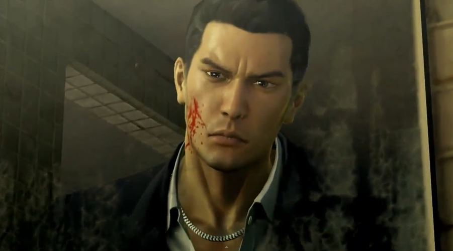 Veja o primeiro trailer de Yakuza Zero