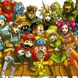 Nossos personagens favoritos dos games
