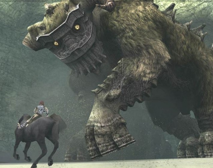 Gameplay: os gigantes vão caindo na segunda parte de Shadow of the Colossus