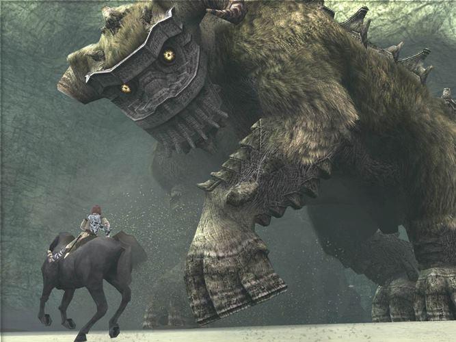 Diretor de Mama deve fazer filme de Shadow of the Colossus