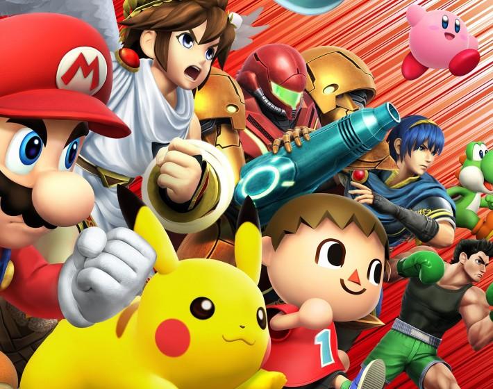 Super Smash Bros.: vamos trocar tapas em mais um gameplay