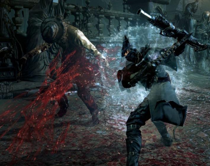 Bloodborne e as criaturas bizarras que todos esperamos