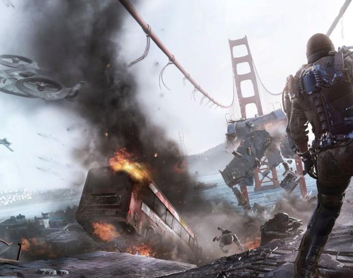 Call of Duty: Advanced Warfare, um game de fãs para fãs