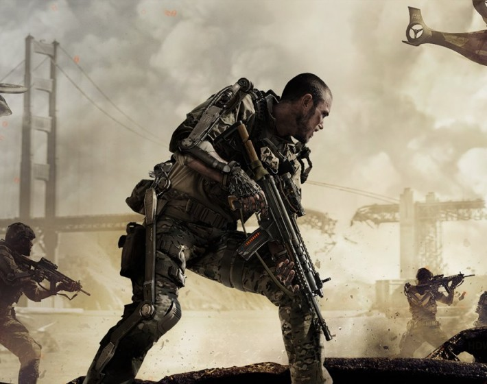 Confira Call of Duty: Advanced Warfare ao vivo