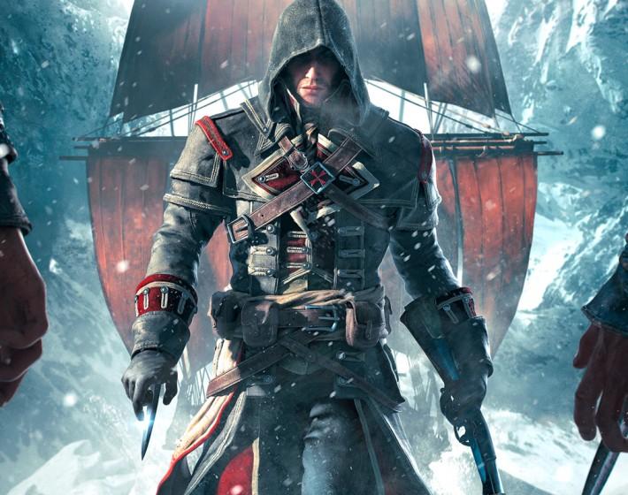 Venha caçar uns assassinos com a gente em Assassin's Creed: Rogue