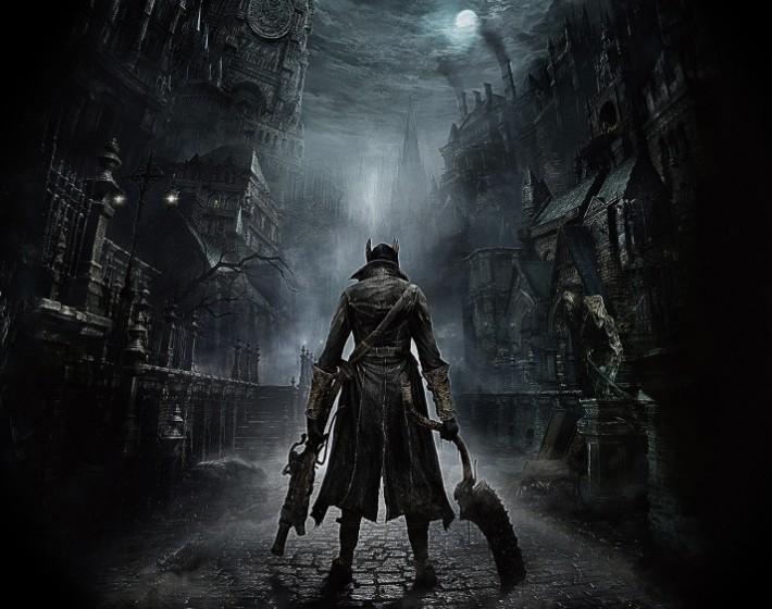 Tentando jogar Bloodborne de novo [Gameplay]