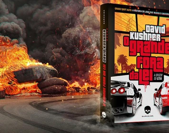 Livro sobre o desenvolvimento de GTA chega ao Brasil em novembro