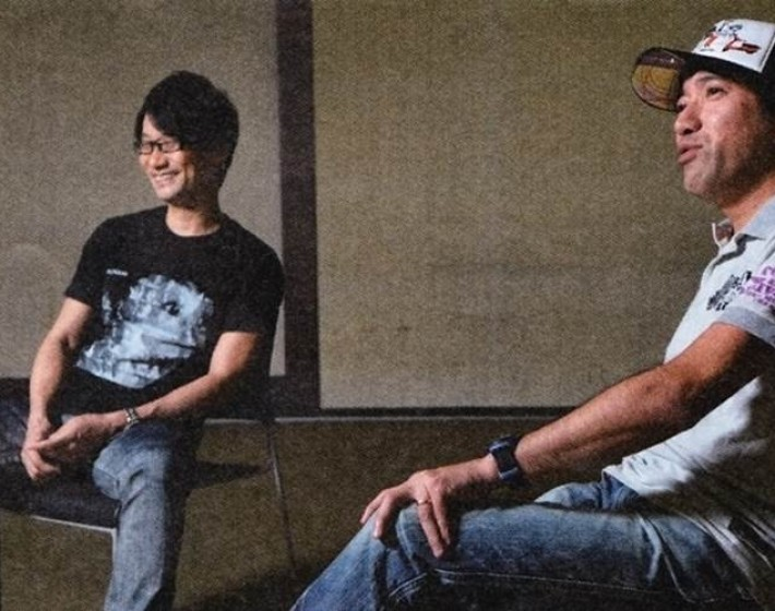 Mikami e Kojima conversam sobre jogos de terror