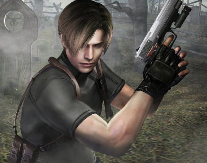 Revisitando Resident Evil 4 no PS4