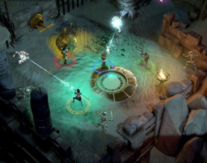 Confira o trailer de lançamento de Lara Croft and the Temple of Osiris