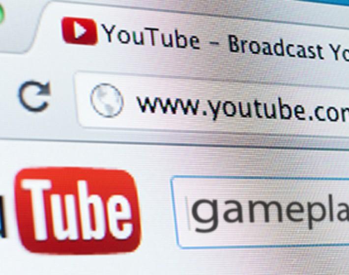 O Youtube e a nova forma de divulgação dos jogos