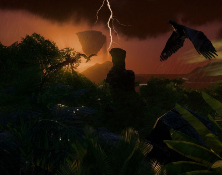 Wander é o novo MMO sem combates do PS4