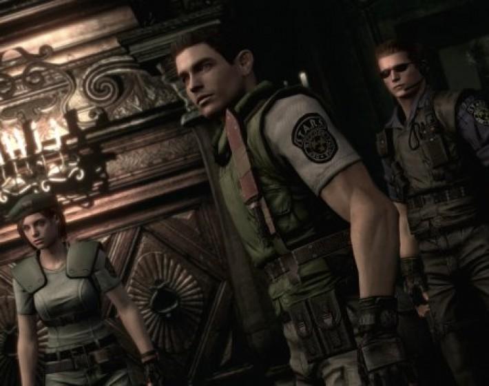 Maratona surpresa: hoje tem Resident Evil HD Remaster