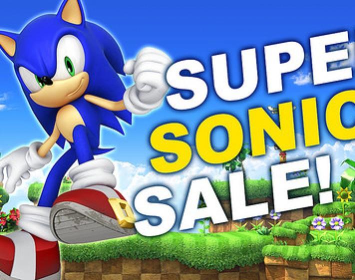 Super Sonic Sale oferece descontos em todos os jogos do Sonic na PSN
