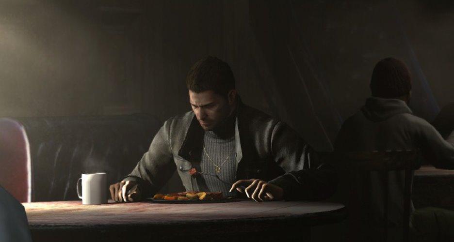 O curry de Resident Evil tenta só ser gostoso, sem coçar