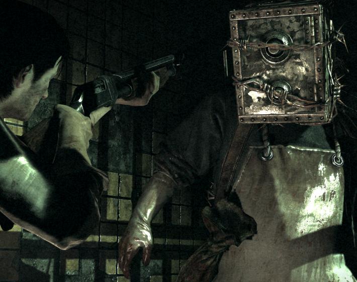 Sete imagens que mostram a herança de Resident Evil em The Evil Within