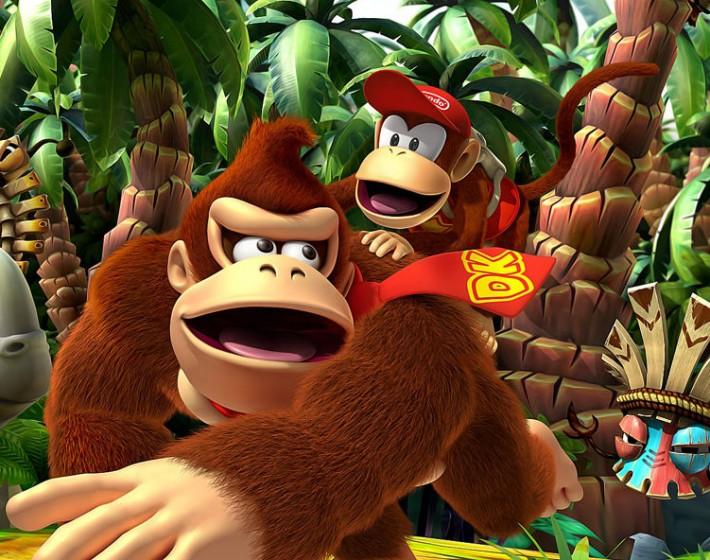 Fãs estão produzindo remake de Donkey Kong Country