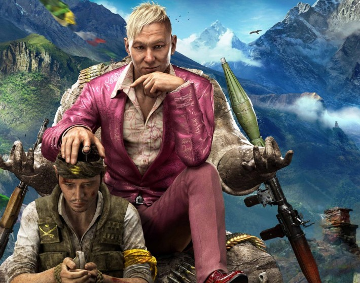 Mundo aberto, vilões e o DNA de Far Cry 4