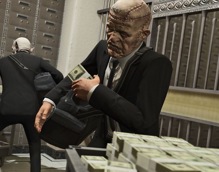 Antes tarde do que nunca: GTA 5 Online