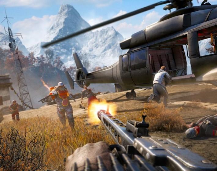 DLC de Far Cry 4 traz permadeath e limite de tempo