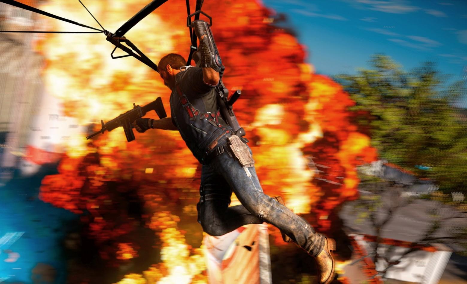 Gameplay – Just Cause 3 traz o caos para a atual geração