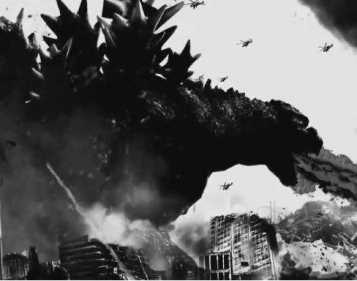 Jogo do Godzilla também vai chegar ao Ocidente
