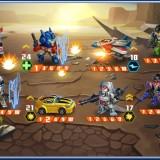 Transformers vão ganhar jogo de estratégia por turnos