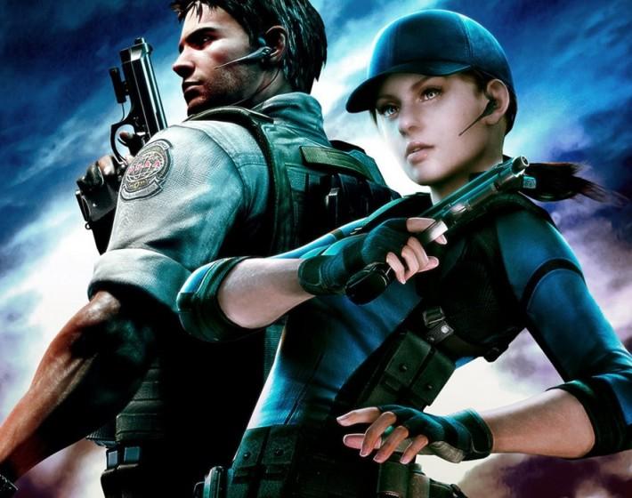 Venha jogar os DLCs de Resident Evil 5 com o NGP