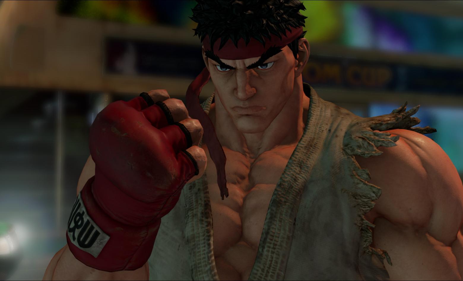 Street Fighter 5 usará a Unreal Engine 4