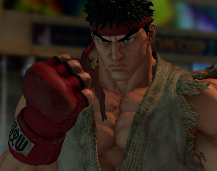 Street Fighter 5 usará a Unreal Engine 4