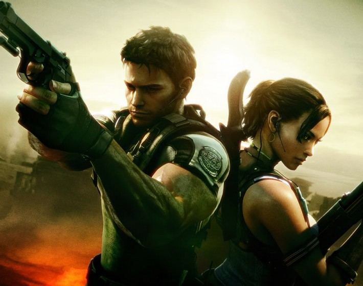 Maratona de Resident Evil 5 começa nesta terça