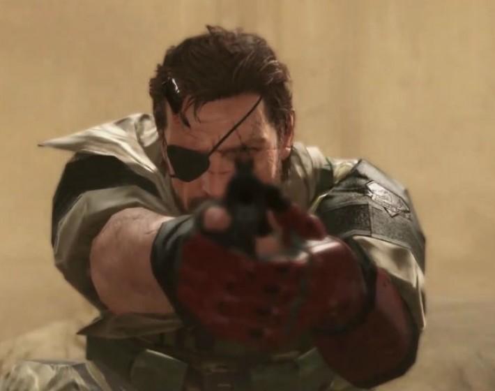 Kojima apresenta modo online de Metal Gear Solid 5
