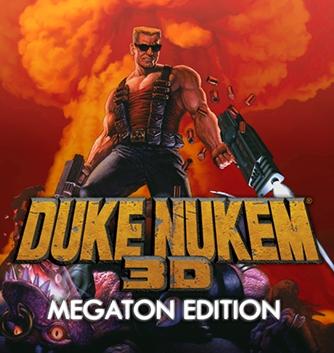 Capa de Duke Nukem 3D: Megaton Edition
