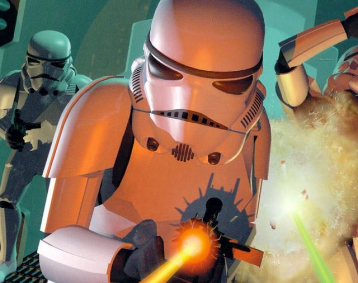 Gameplay: vamos celebrar o dia de Star Wars com Dark Forces