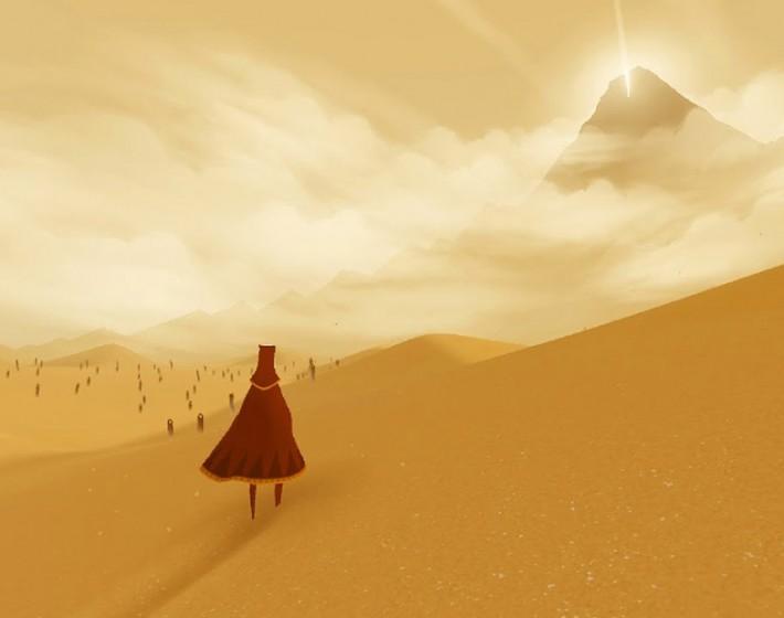 Zeratina: as maravilhas de Journey, agora ainda mais belas