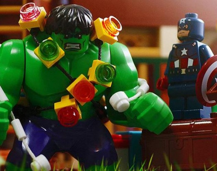Warner anuncia cinco games de LEGO, incluindo Vingadores e Jurassic World