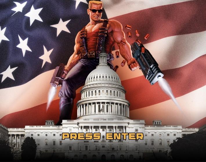 Gameplay retro: hoje tem Duke Nukem 3D: Megaton Edition
