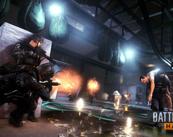 Gameplay: vamos lutar pela lei e ordem em Battlefield Hardline